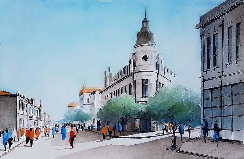 Вижте старата сграда на община Бургас