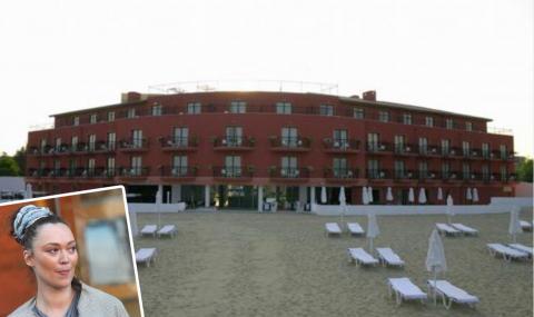 Мая Илиева продаде тихомълком скандалния хотел