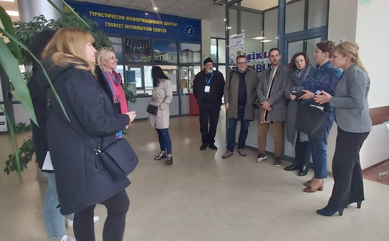 Световни туристически експерти обиколиха Бургас