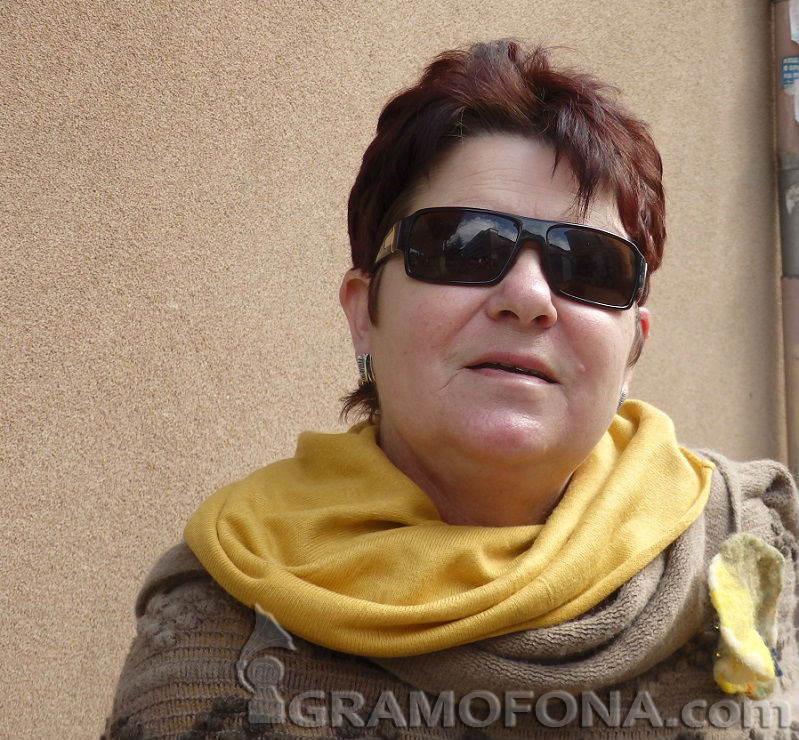Слава – една македонка в Бургас