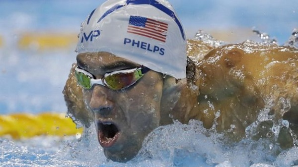 Майкъл Фелпс подобри рекорд на… 2000 години