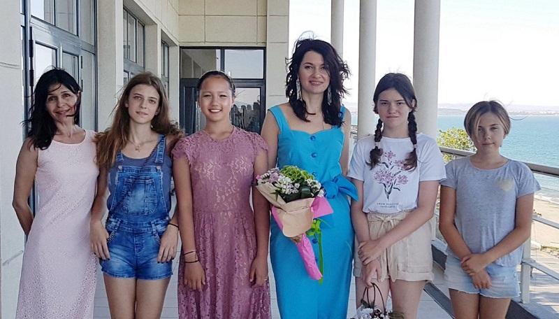 Украински художници плениха Бургас