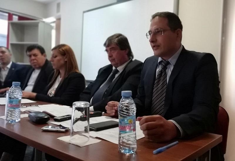 """""""Ние, гражданите"""" тръгва към местните избори с ясна цел: Ще бъдем втора политическа сила"""