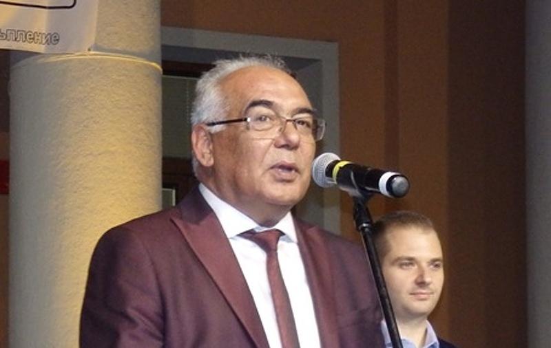 Георги Димитров: Гласувах за стабилна и просперираща община Карнобат