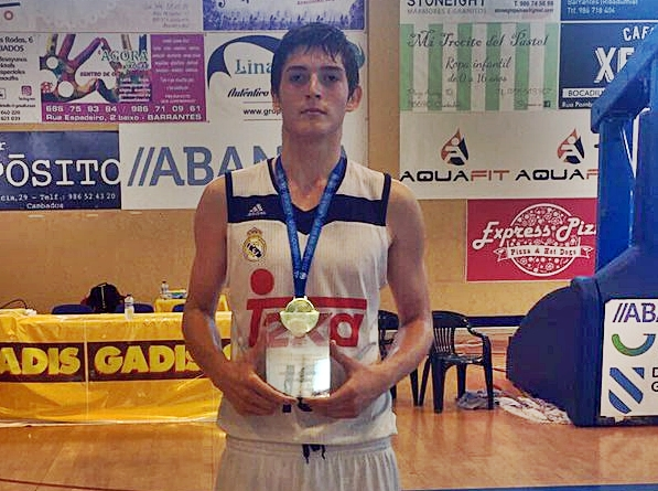 Бургаски талант изведе баскетболния Реал до титла