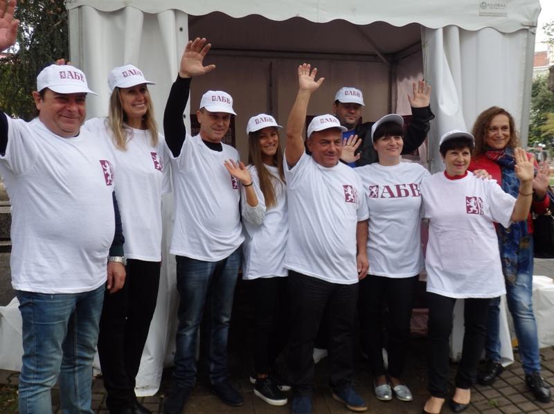 Кандидатите за общински съветници от АБВ-Бургас на среща в Извор