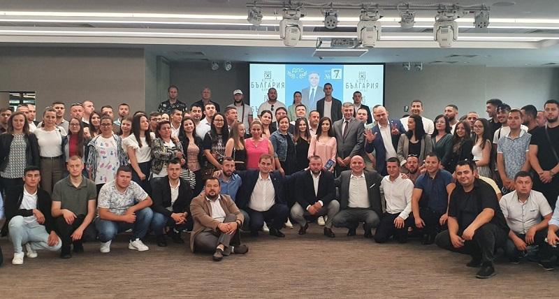 Мустафа Карадайъ от Айтос: За демокрацията и свободата трябва да се борим