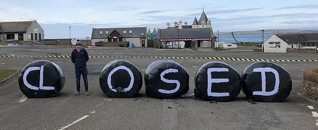 Шотландци затвориха селата си за туристи заради коронавируса