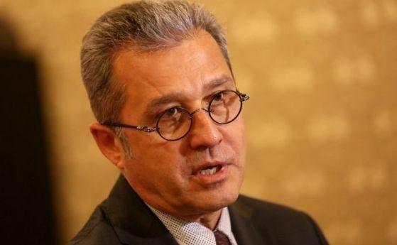 Йордан Цонев: В доклада на ЕК се говори за връзки на други политици с други медии. При нас такова нещо няма