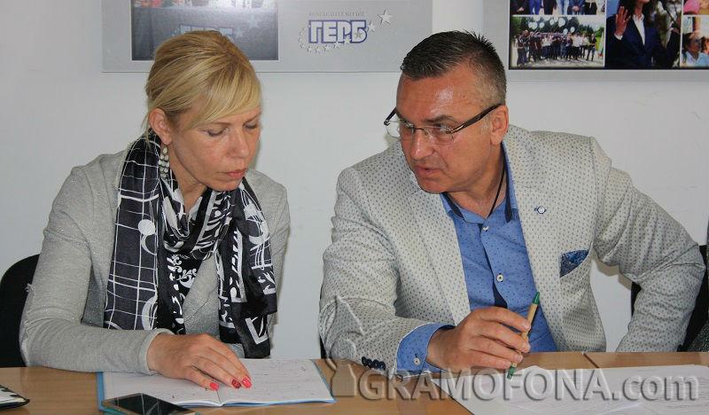 ГЕРБ горди с резултата си в Бургас