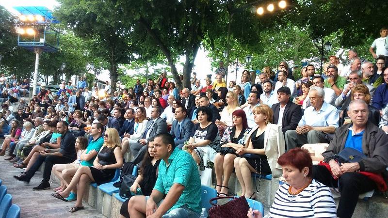 Посланици и министри откриха сезона в Созопол