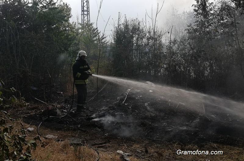 Къща изгоря в минно селище Черно море, собственикът е загинал