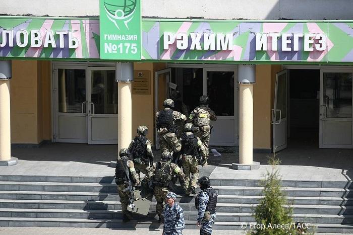 11 жертви при стрелба в руско училище