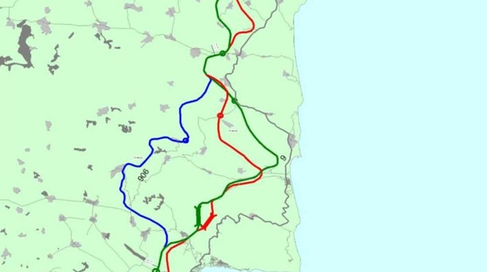 """9 фирми проявиха интерес за магистрала """"Черно море"""", която трябва да свърже Бургас и Варна"""