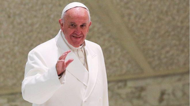 Историческа среща на папата с ортодоксален патриарх