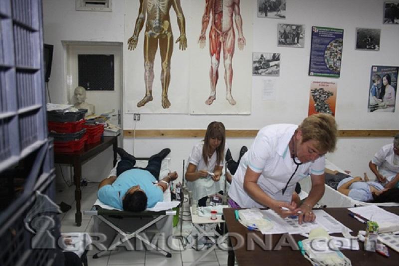 Извънредна кръводарителска акция в УМБАЛ Бургас, заради пострадалите в Хитрино