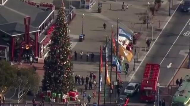 Бивш морски пехотинец планирал атентат в Сан Франциско на Коледа