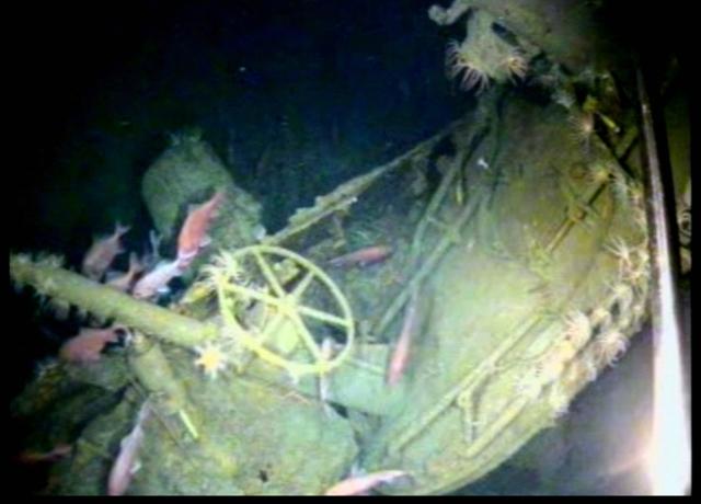 Откриха подводница, изчезнала през 1914 година