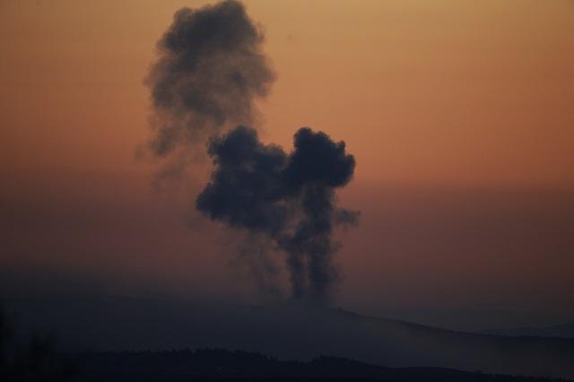 Война! Турската армия навлезе в Сирия