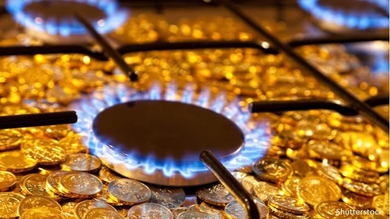 Шоково поскъпване на природния газ