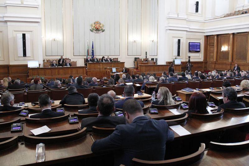Икономическата комисия прие ветото на президента върху поправката Домусчиев