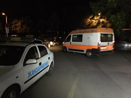 Шофьор се заби в патрулка и уби полицай край сливенско село