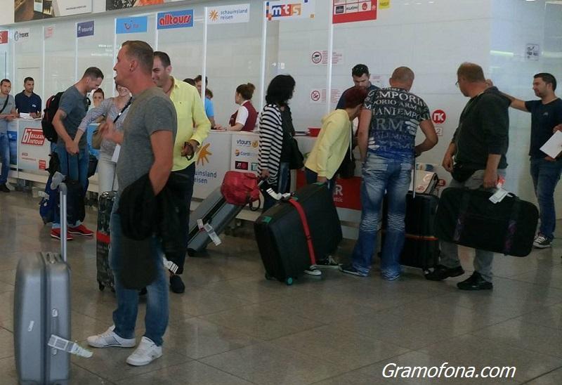 Туристическият бранш на протест пред Министерския съвет