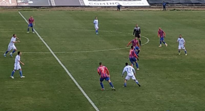 Футболният Черноморец започна с победа при дебюта на новия си треньор