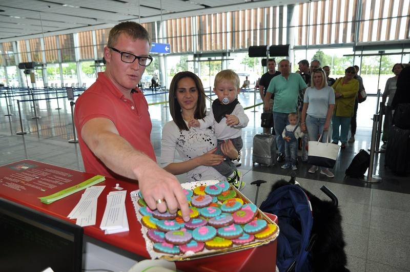 Урок по български на летище Бургас