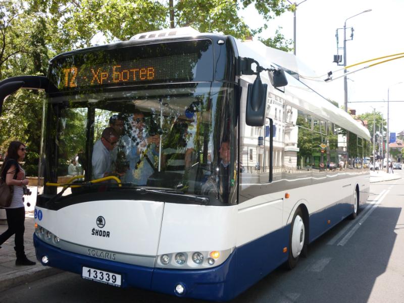 Без тролейбуси от 4 август