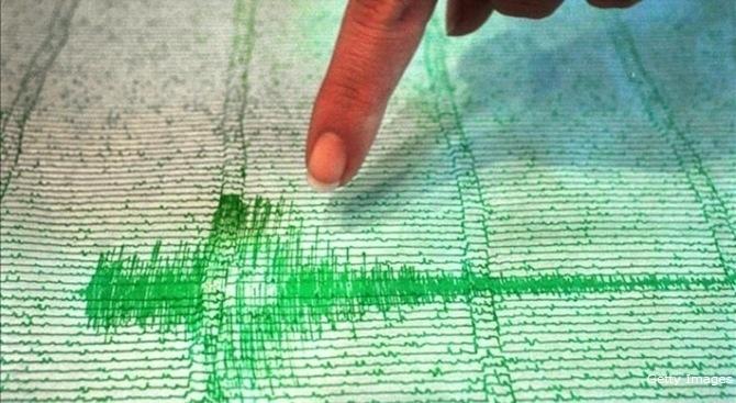 Силно земетресение край Филипините