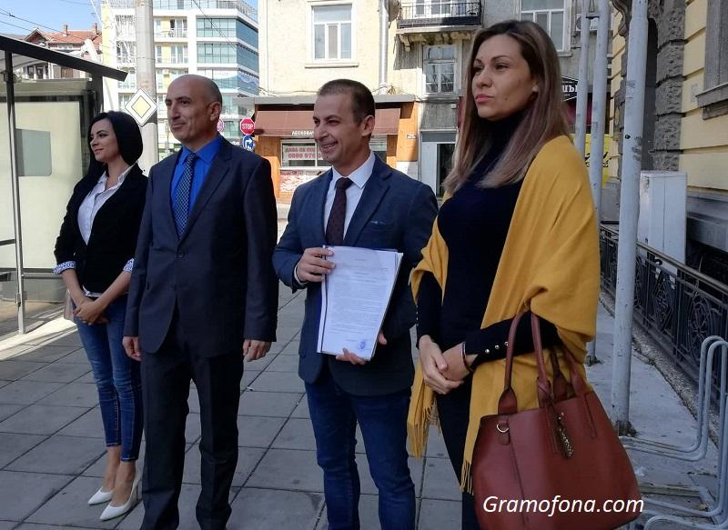 ДБГ тръгва на избори с ясната цел на 27-ми октомври Бургас да има нов кмет