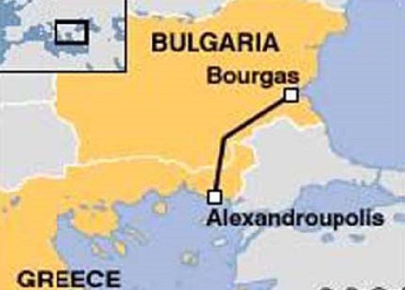 Проектът Бургас-Александруполис може да бъде възобновен