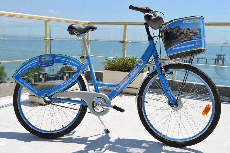 Общинските велосипеди отново достъпни за бургазлии
