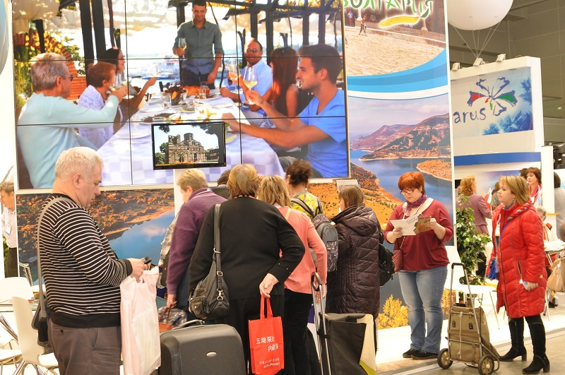 Несебър на едно от най-големите туристически изложения за руския пазар