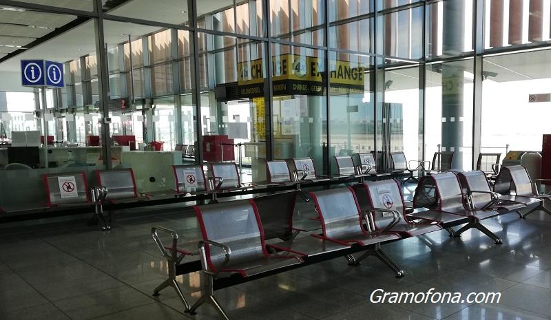 Концесионерът на Летище Бургас очаква възстановяване на родния туризъм през 2023 година