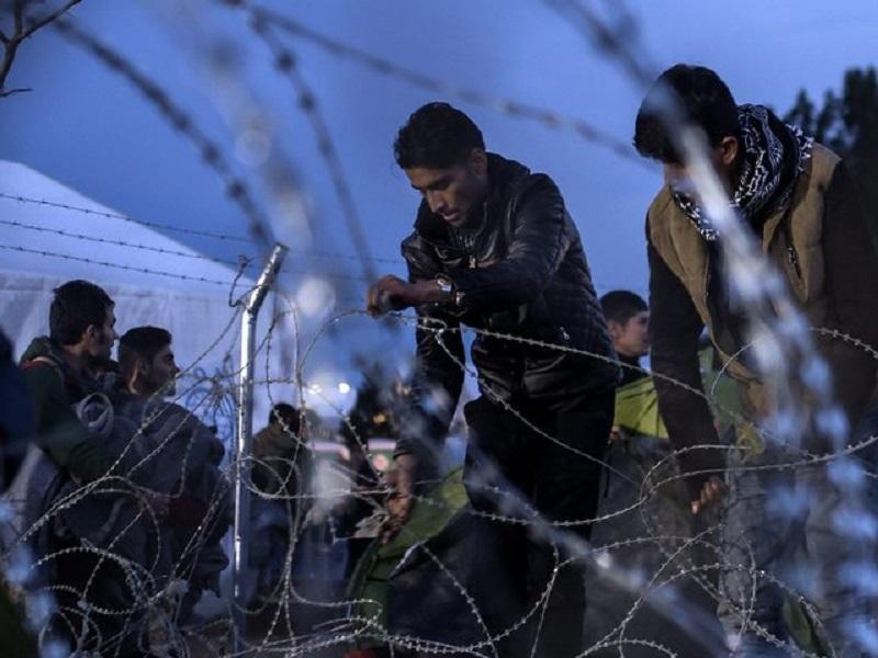 Турски граничари убиват сирийски бежанци