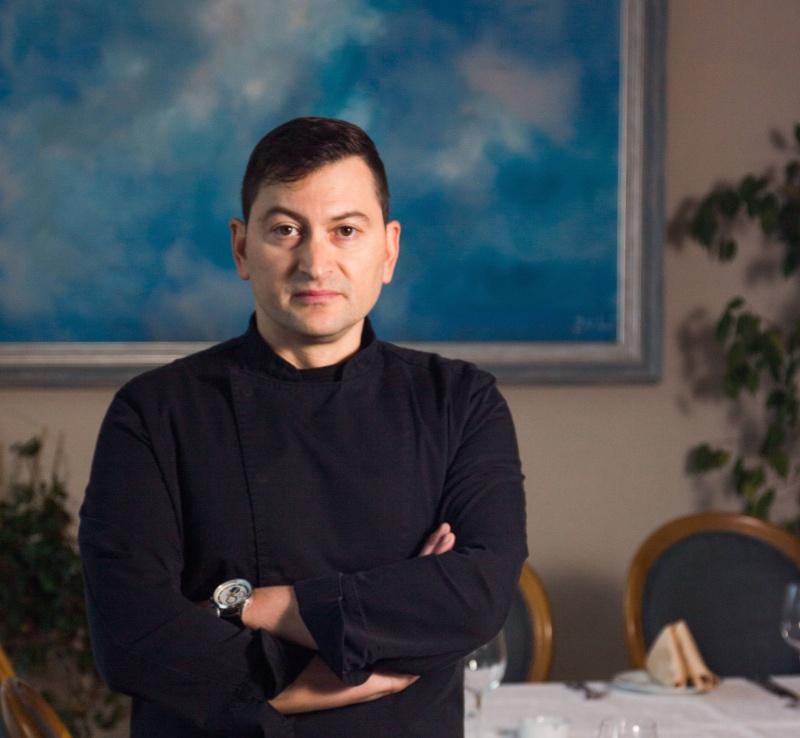 Шеф-готвач Красимир Петров: Кулинарното изживяване е интегрална част от всяко сватбено тържество
