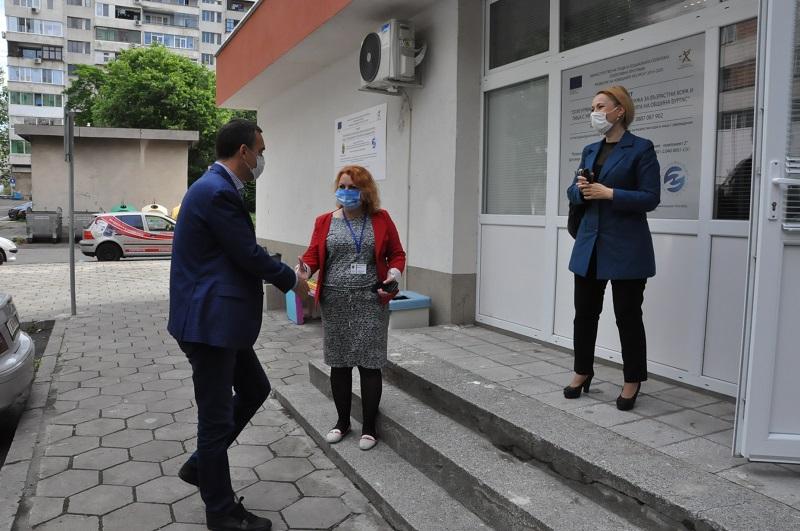 Патронажната грижа в Бургас с нов офис