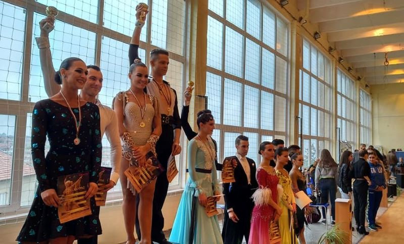 Бургаските танцьори – отново сред най-добрите