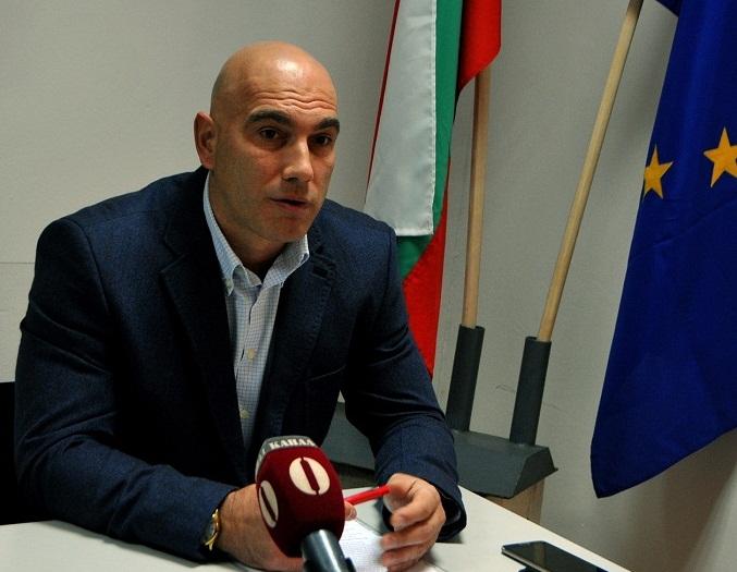 Депутатът Николай Тишев с приемна в Бургас
