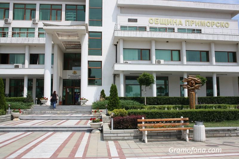 Общинският съвет в Приморско заседава днес