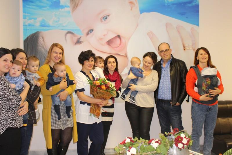 УМБАЛ Бургас продължава да бъде най-предпочитана от родилките