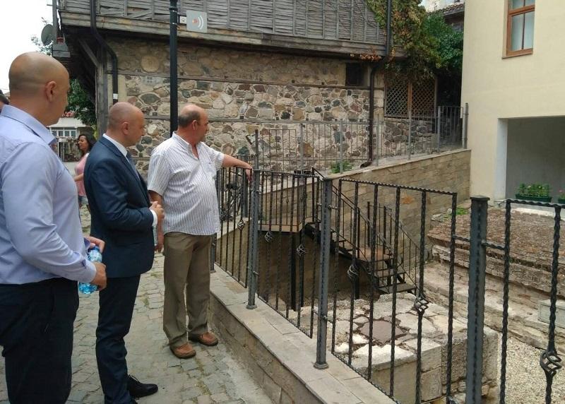 Сръбският посланик впечатлен от историята на Созопол, обеща да рекламира града в родината си