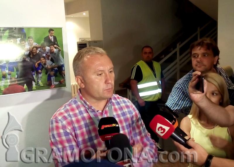 Николай Киров: Не успяхме да отбележим, но и Маритимо не вкара