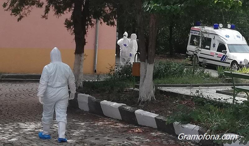 13 жертви на ковид само за ден в Бургаско
