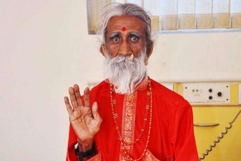 Почина йога, който не е ял и не е пил вода 80 години