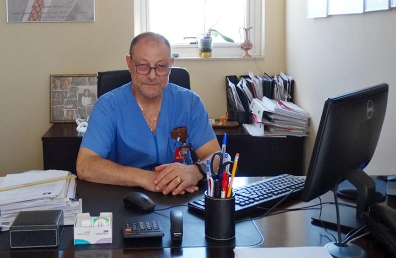 """Хирург поема управлението на бургаската болница """"Дева Мария"""""""
