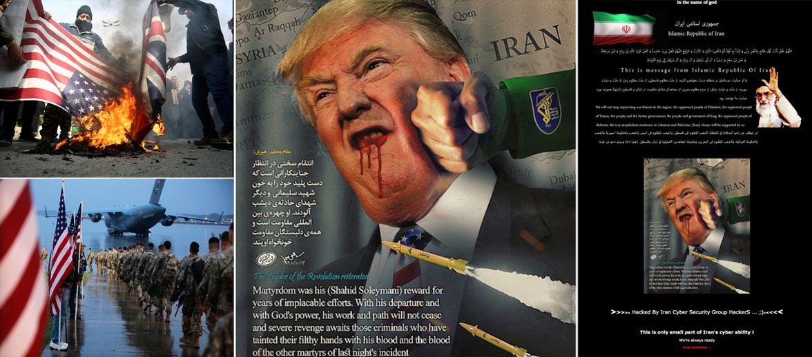 Ирански хакери с послание към Доналд Тръмп