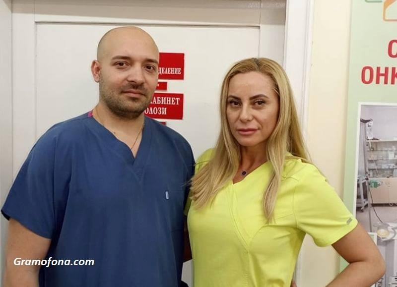 Топ акушер-гинеколог оперира в Бургас